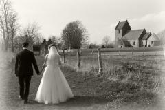 Romantisk Bryllupsfoto